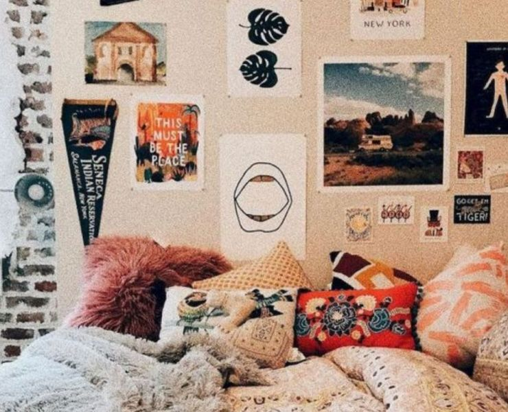 Making a uni dorm room your own is important, especially if you live far from home. Jazz up your uni dorm room with these 10 cute accessories.
