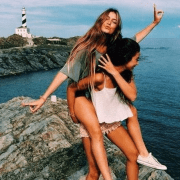 Love your best friend but don't know how to show it? Here are 5 thouguhtful ways to show your best friendy you care about them!