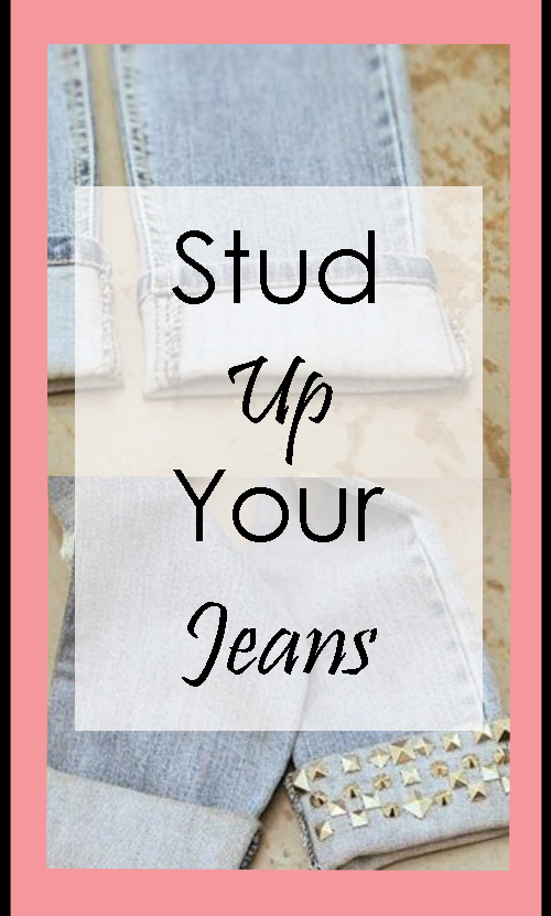 Stud up your Jeans!