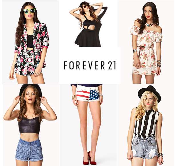7fd37d7c2f2 Forever 21  Summer Clothing Central - Society19
