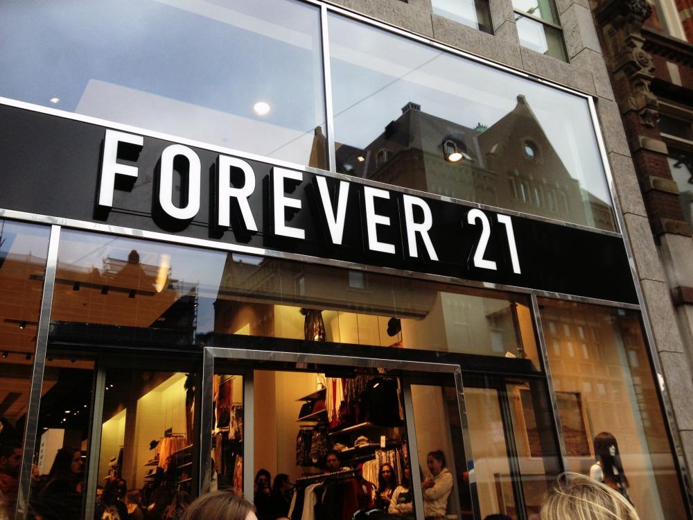 Secret Student Discount at Forever 21