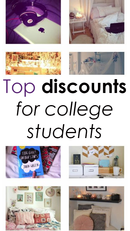 Get Hundreds of Student Discounts