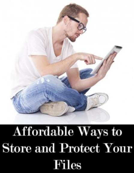 Affordable ways to stores and protect your files | SOCIETY19