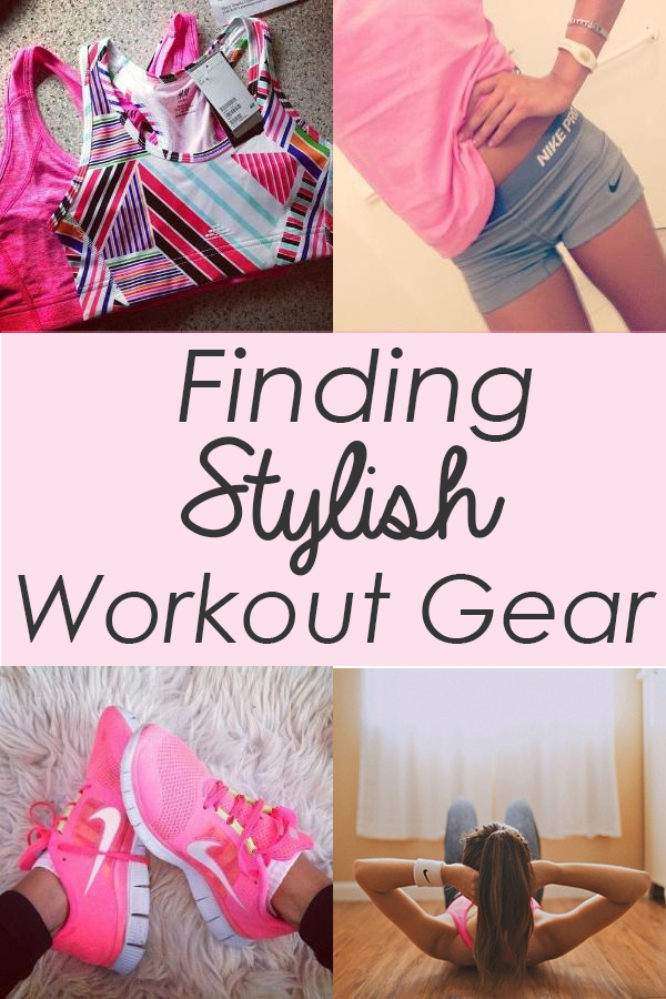 Finding Stylish Workout Gear | SOCIETY19