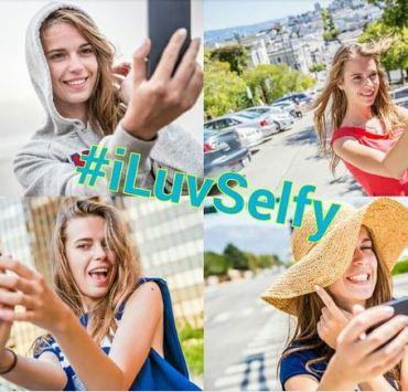 Enter the #iLuvBack2School Selfy™ Sweepstakes!