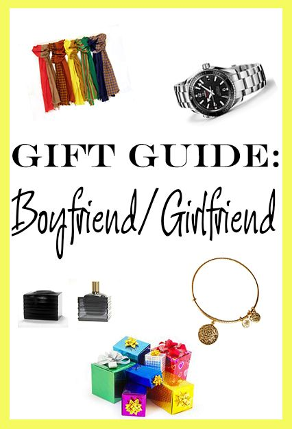 Gift guide girlfriend boyfriend society19 for Perfect gift to get your boyfriend