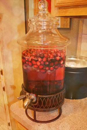 Cranberries Crackle