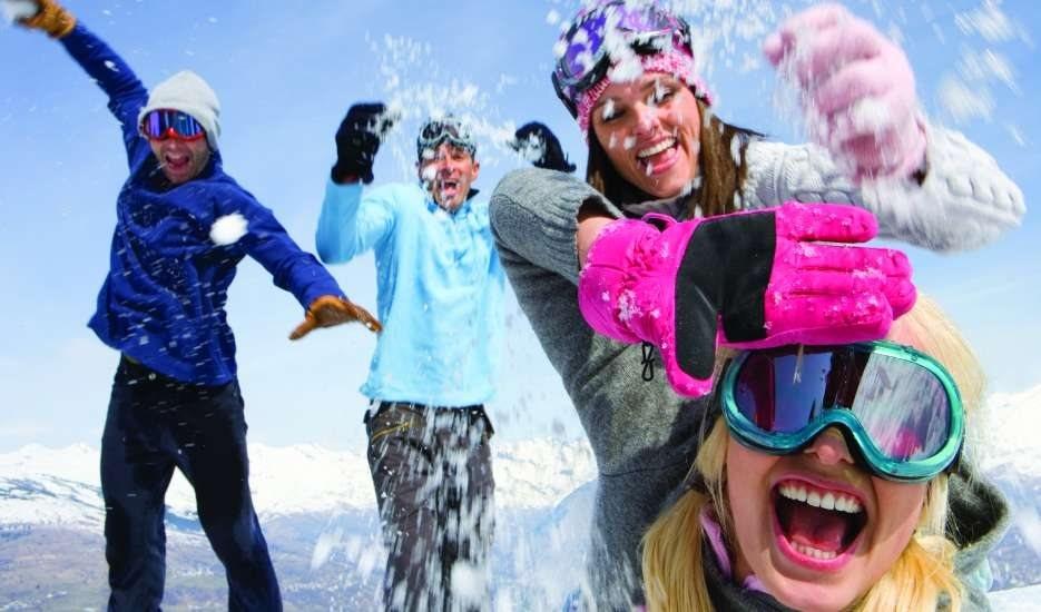 Winter Bucket List - Snow