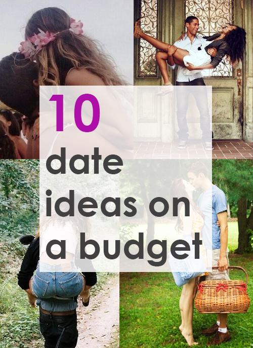 10 Date Ideas on a Budget