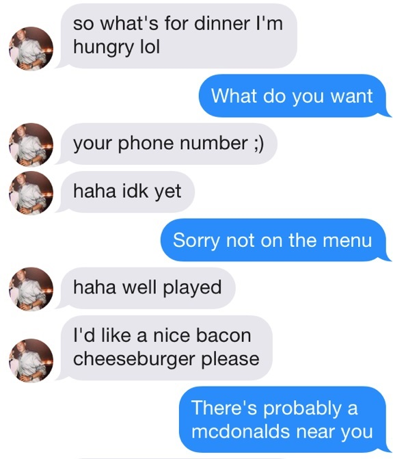 Best tinder messages