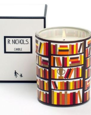 Gifts for Book Lovers - candle