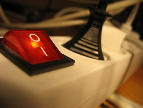 How to Save Money while Reducing your Carbon Footprint - Unplug Electronics