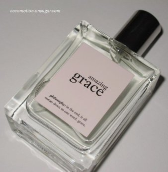 The Perfect Mother's Day Gifts - Amazing grace perfume