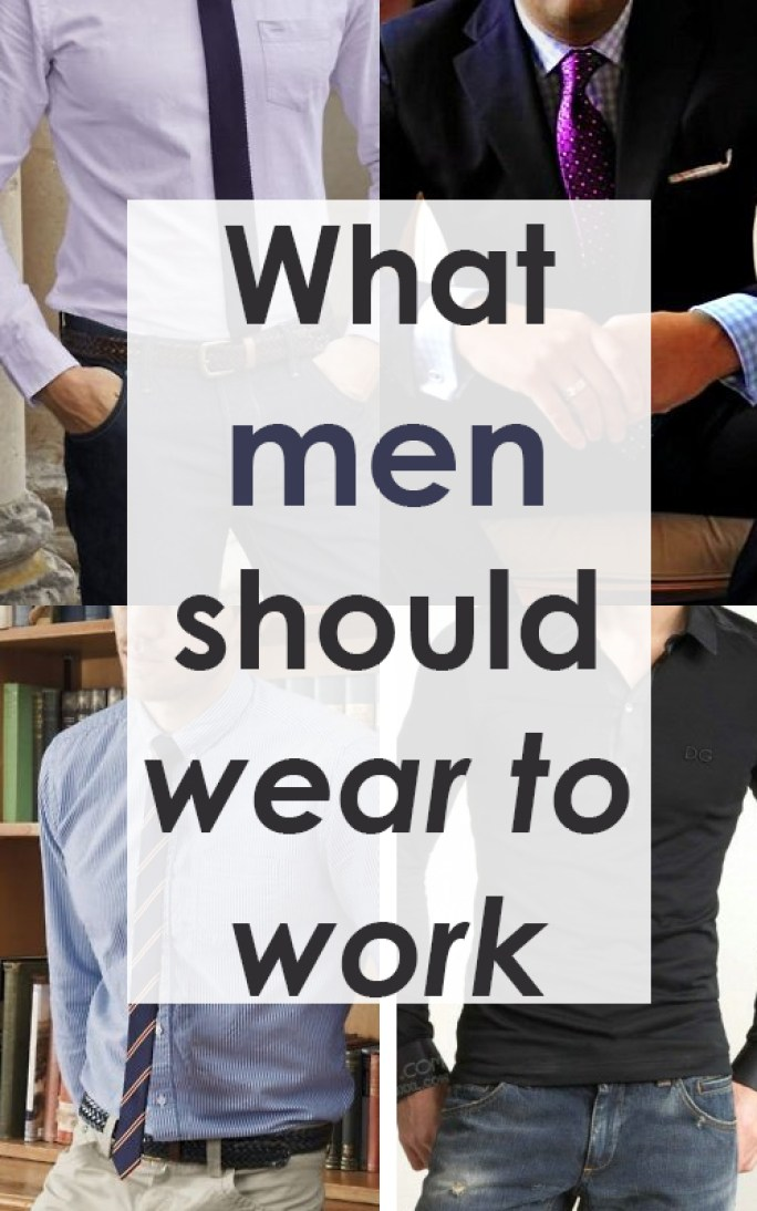 Wondering what to wear to work? This article gives some great tips!