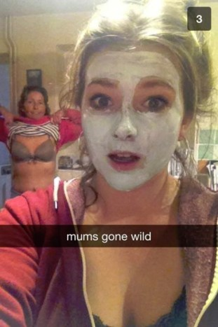 Perfect Snapchats - Mums gone wild