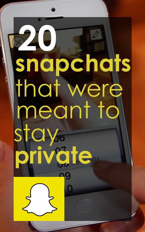 Snapchats