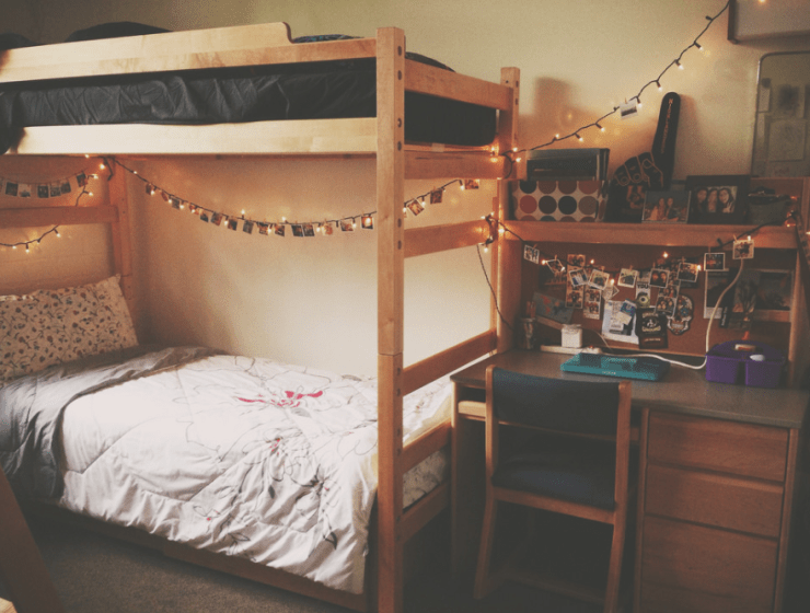 Decorate A College Dorm Room Quickly