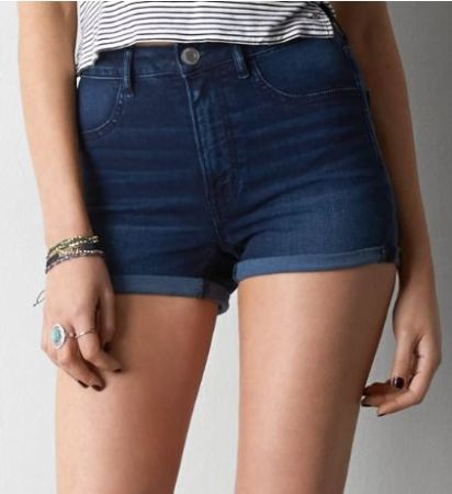 American Eagle AEO Sky High Shortie
