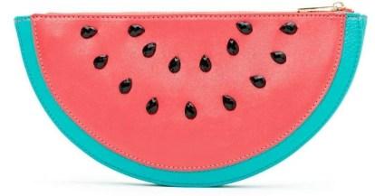 Nasty Gal Sweet Watermelon Clutch