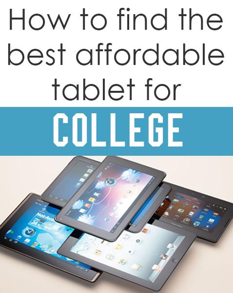 Affordable-tablet