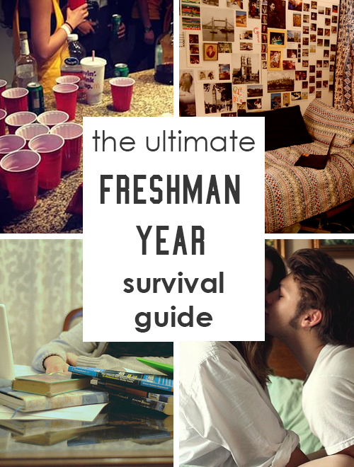 Freshman-Year-Survival-Guide
