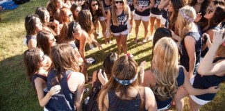 This article provides ten points of advice for women planning to go through formal sorority recruitment in the spring at UD.