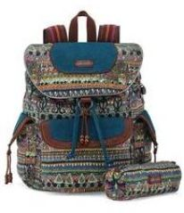 Win an Artist Backpack from Sakroots!