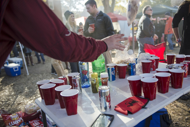 Some great tips to surviving your first college party experience!