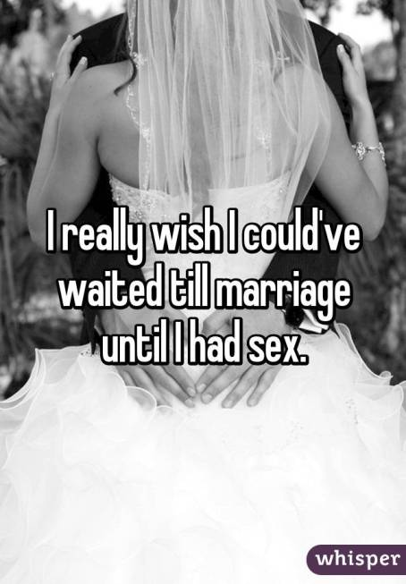 Should You Wait Until Marriage to Have Sex?
