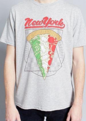 NY Slice - Men's Graphic T-Shirt