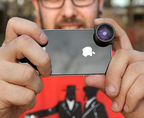 Olloclip Camera Lens