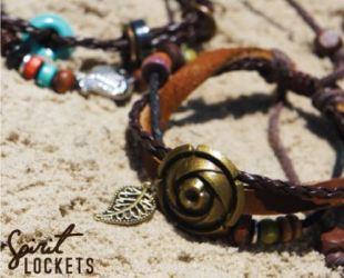 Spirit Lockets Giveaway- boho bracelet