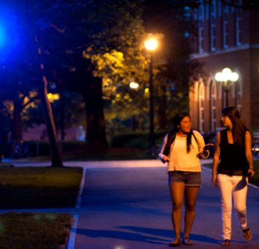 Safety Tips for On and Off Campus