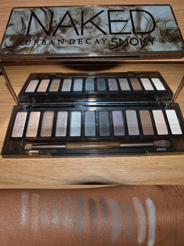 Urban Decay Palette review