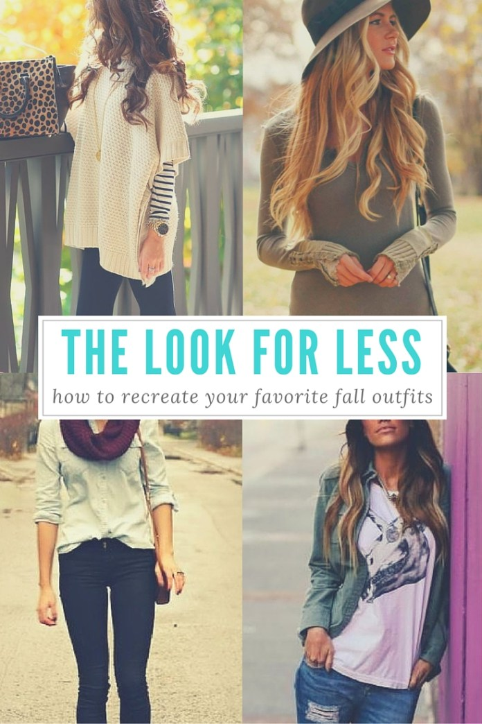 Recreate the hottest outfits of the season!