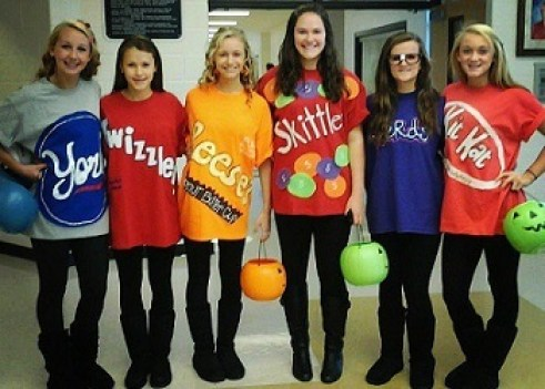 Awesome group costumes!