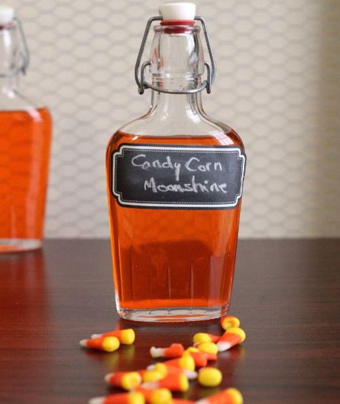 candy corn moonshine!