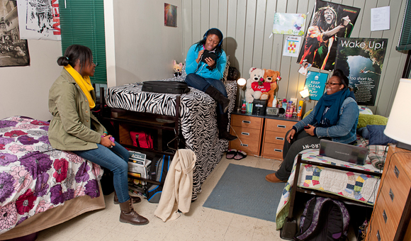 Brockport Dorm Rooms
