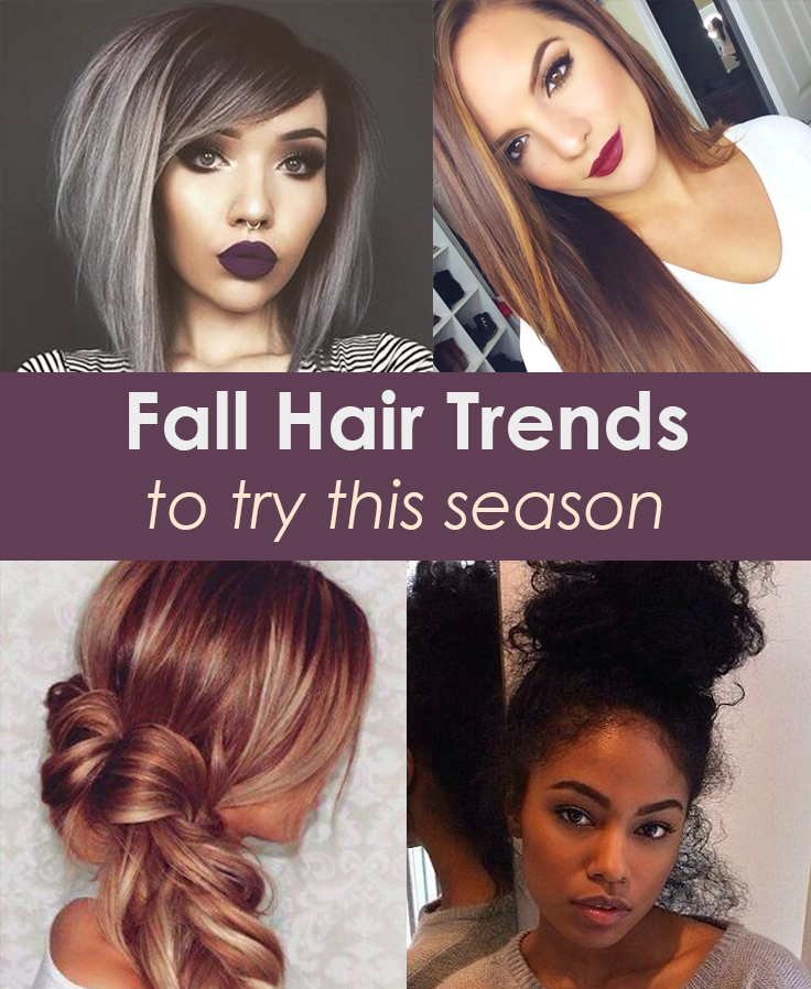 5 Fall Hair Trends You Need To Try This Season