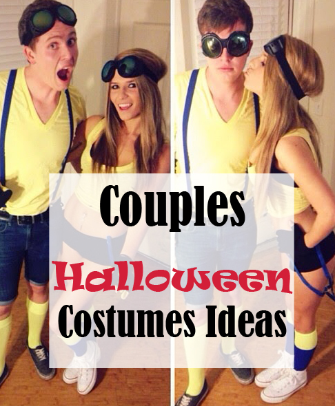 Couples halloween costume ideas!