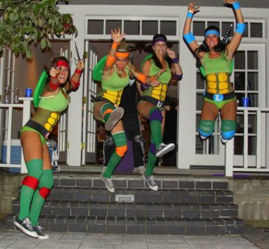 Awesome group costume ideas!