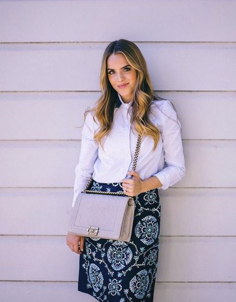 Julia started her blog, Gal Meets Glam, as a junior in college.