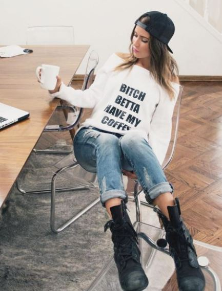 Kaitlyn Bristowe account can inspire you for many outfits choices.