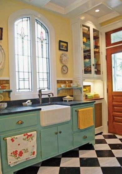 This kitchen is beautiful!