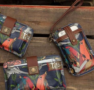 Win a Free Wristlet or Wallet from Sakroots
