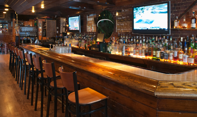 check out cool bars