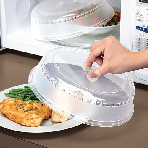 make sure to use a microwave cover!