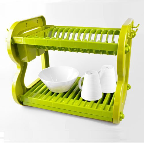 dry your dishes with a dish rack!