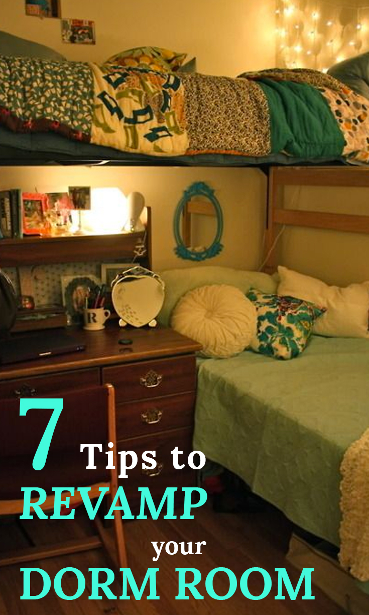 7 easy tips to revamp your dorm room society19