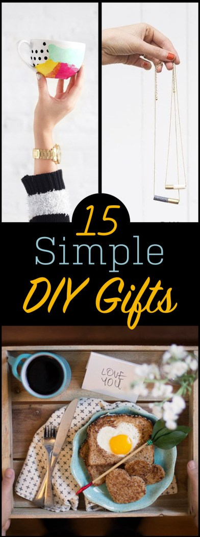 Easy DIY Christmas gifts that everyone will love to get!